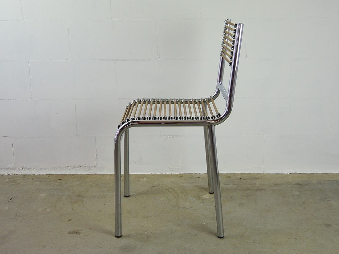 Sandows chair Rene Herbst Formes Nouvelles