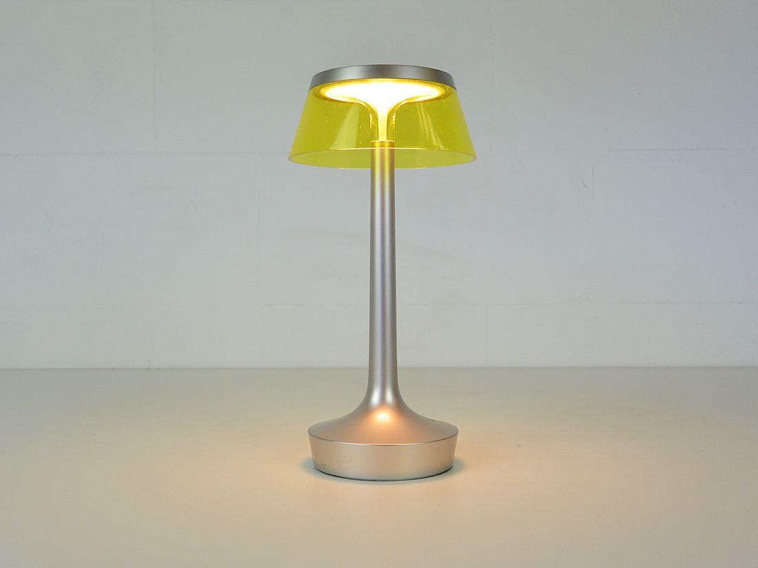 FLOS Bon Jour Unplugged Tafellamp Philippe Starck 2