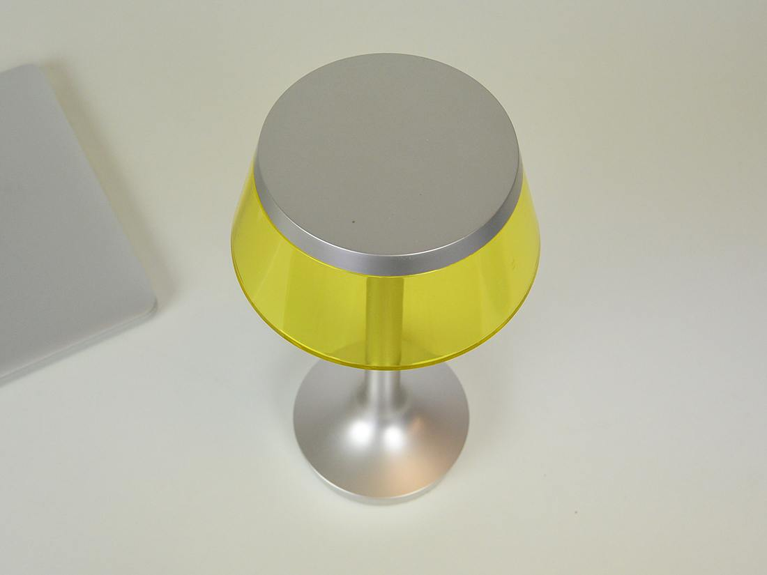FLOS Bon Jour Unplugged Tafellamp Philippe Starck 4