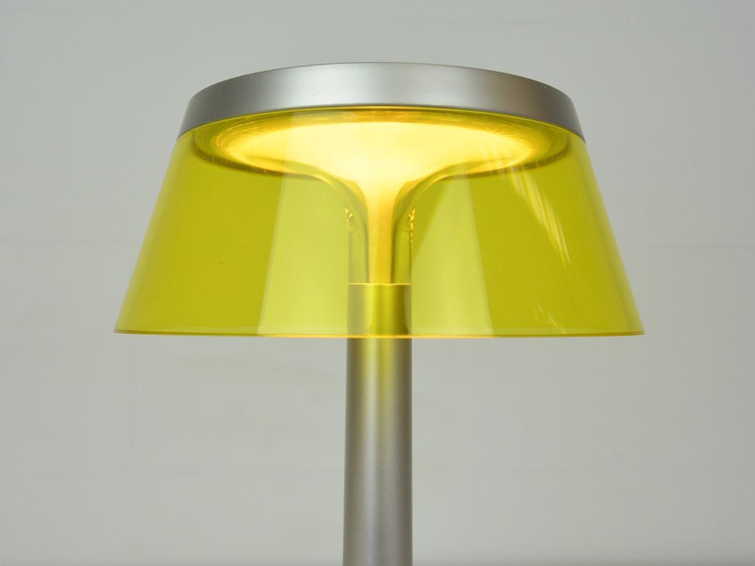 FLOS Bon Jour Unplugged Tafellamp Philippe Starck 5