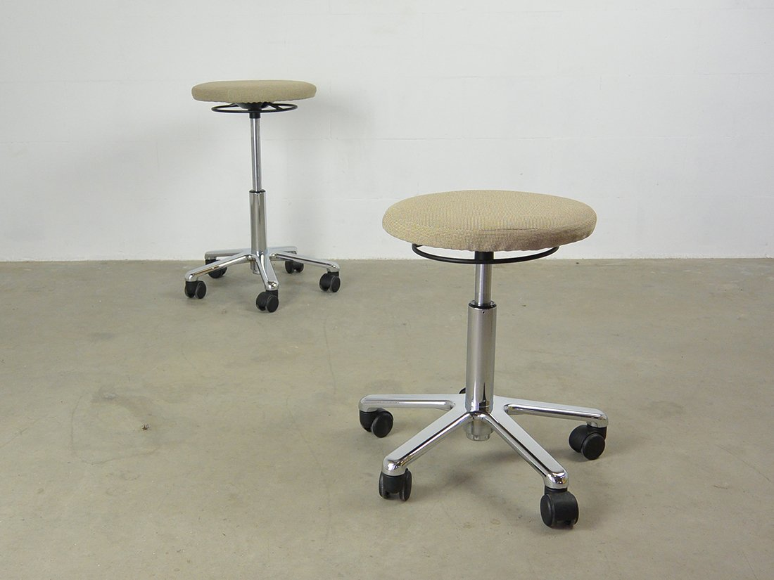 Wilde + Spieth S193 stool Egon Eiermann 5