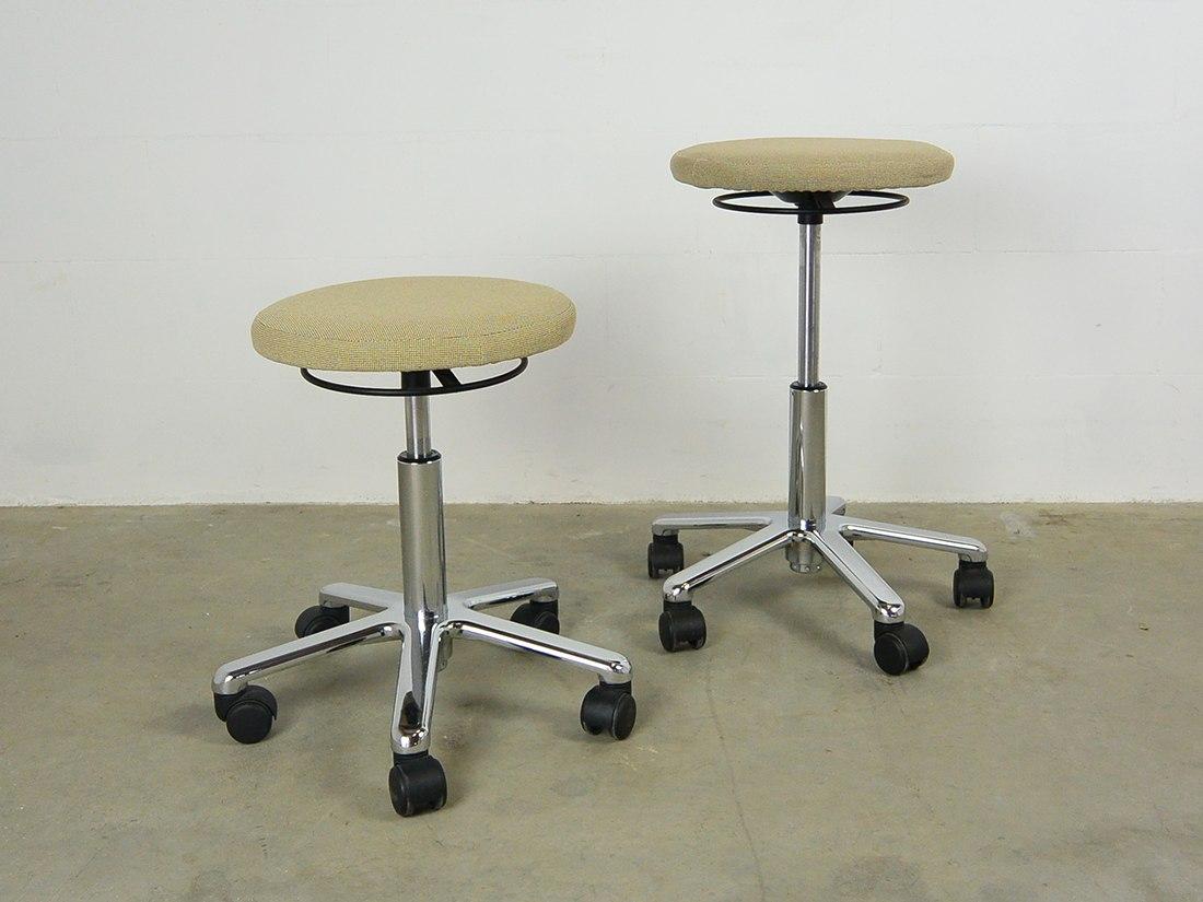 Wilde + Spieth S193 stool Egon Eiermann 6
