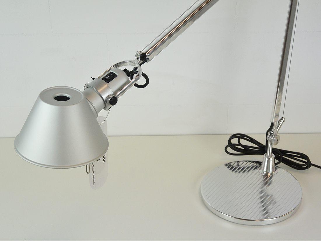 Tolomeo halogeen aluminium bureaulamp 2