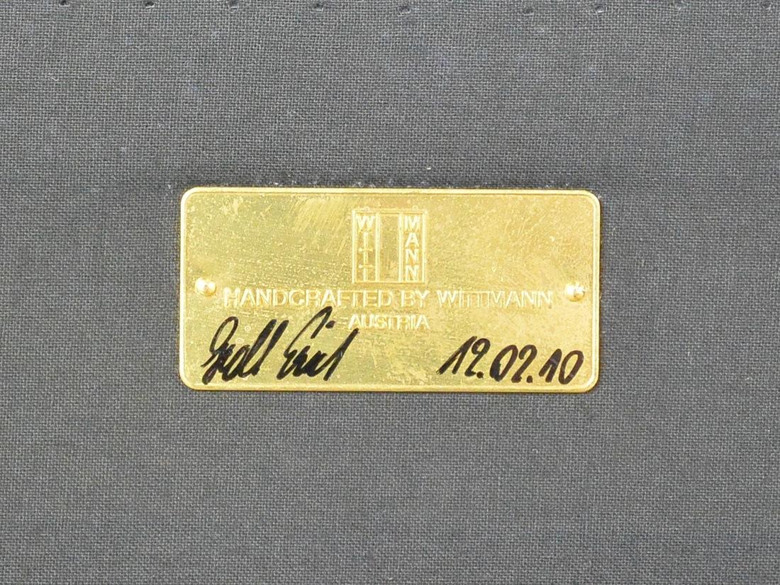 Wittmann Camin bank mark
