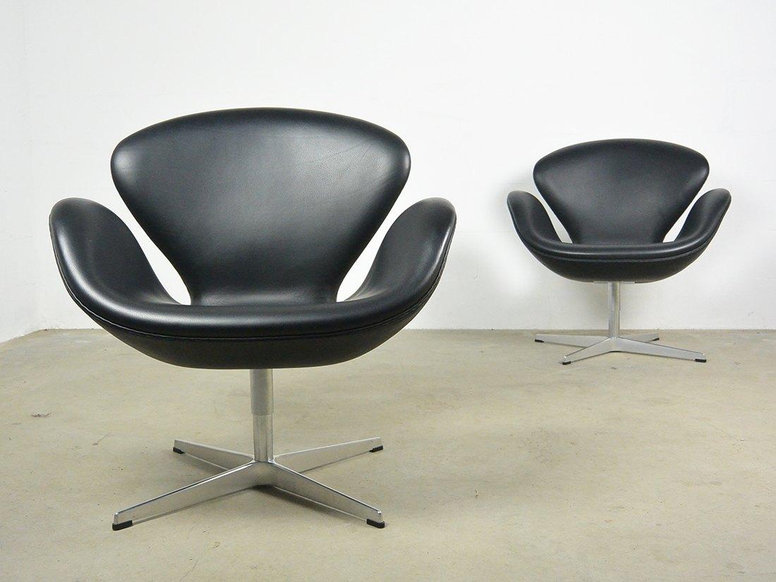 arne jacobsen swan chair fritz hansen 6