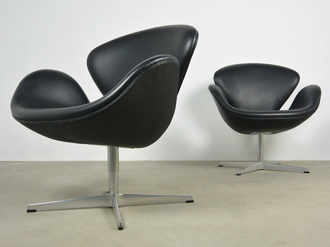 arne jacobsen swan chair fritz hansen 7